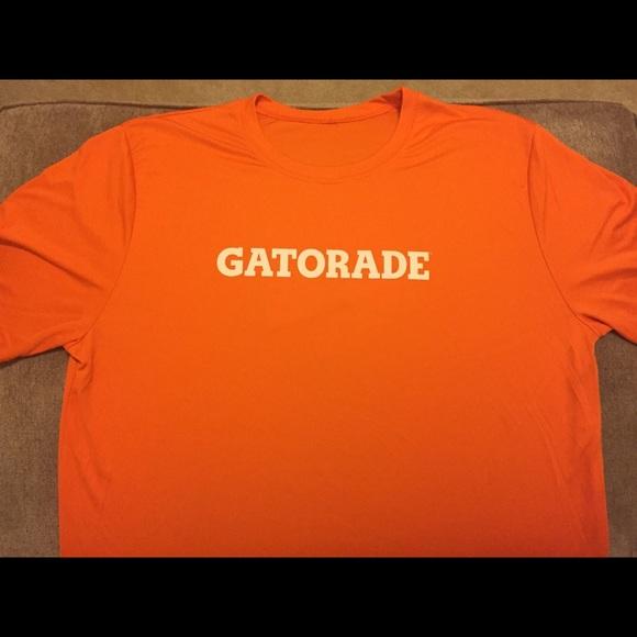 276255a130f Gatorade Shirts | Official Mens Xl Sports T Shirt | Poshmark